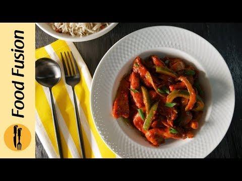 Schezwan Chicken Recipe By Food Fusion
