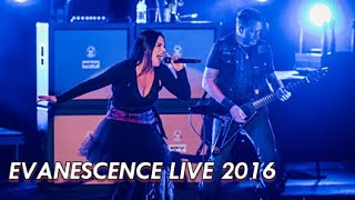 Evanescence NYC 2016 (Legendado) HD