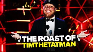 THE OFFICIAL ROAST OF TIMTHETATMAN!! LIVE FROM TWITCHCON 2018