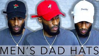 DOPE AFFORDABLE DAD HATS! | FASHION NOVA MENS | COOPSCORNER