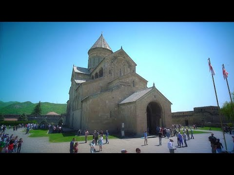 Γεωργία: Ο ορθόδοξος καθεδρικός ναός Σβετιτσχοβέλι