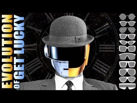 Daft Punk's Get Lucky Performed Through The Ages