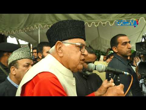 Farooq Abdullah calls for unity to beat 'inimical forces'
