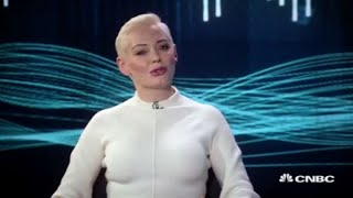 CNBC | Rose McGowan on why she would want to be a Republican politician