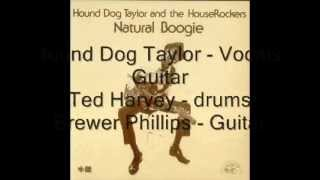 Hound Dog Taylor & The Houserockers - Natural Boggie (Full Álbum)
