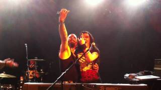 Apoptygma Berzerk - Until The End Of The World - (live2011)