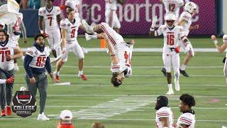 Cure Bowl Highlights: Liberty Flames vs. Coastal Carolina Chanticleers | College Football on ESPN