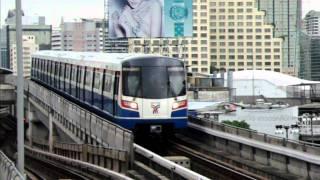 Bts Skytrain, Bangkok