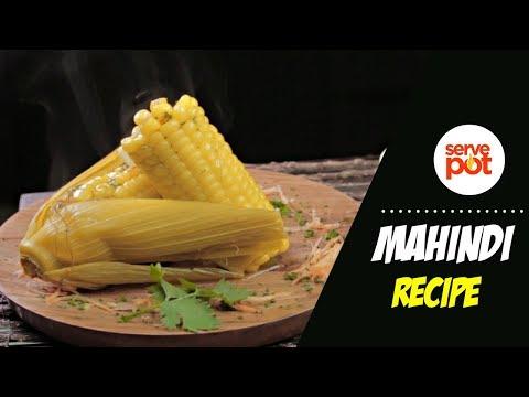 How To Make Mahindi Ya Kuchemsha