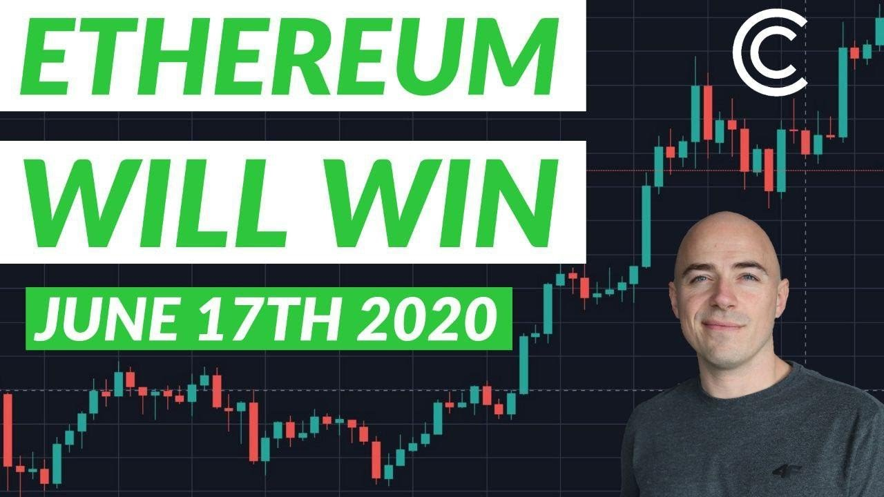 ETHEREUM Will BE #1 – Bitcoin Today [June 17th 2020] #Ethereum #ETH