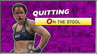 MMA Fighters who Quit on the Stool