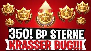 *FIXED* 350 BATTLE PASS STERNE SOFORT BEKOMMEN! | KRASSER BUG | Fortnite Battle Royale