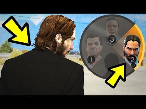 I UNLOCKED John Wick in GTA 5! (New Special Ability)