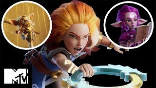 The Guys Behind The Legend of Solgard Give Us Their Tips And Tricks | MTV Games