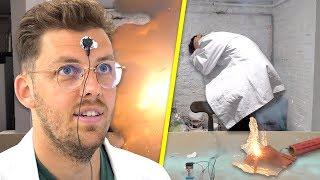 J'ai testé des expériences ÉLECTRIQUES dangereuses