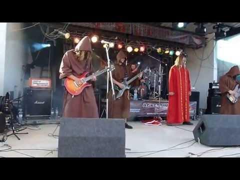 Darkside - Darkside live @ Agressive Music Fest 2013 part 1