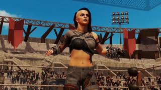 "WWE 2K20 DLC: 2K Originals ""Wasteland Wanderers"" Now Available"