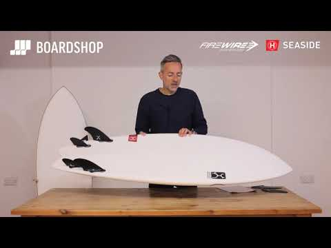 Firewire Helium Seaside Surfboard Review