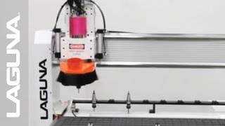 Smartshop II CNC Router - Woodworking - Laguna Tools