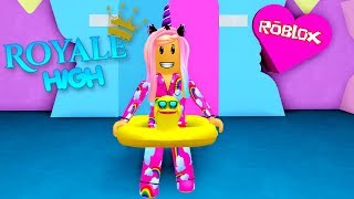 ROBLOX: ROYALE HIGH DAILY ROUTINE