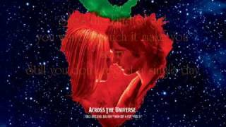 Girl - Jim Sturgess {Lyrics}