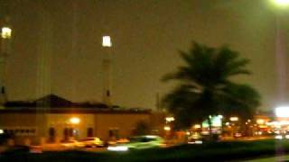preview picture of video 'Night drive Salmiya to Shaab, Kuwait'