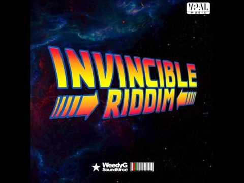 Invincible Riddim Mix (Full) Feat. Chuck Fenda Perfect Deep Jahi (Weedy G) (April 2017)