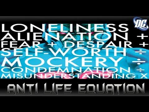 ไอเทมสุดเกรียนแห่งDC[Anti Life Equation]comic world daily