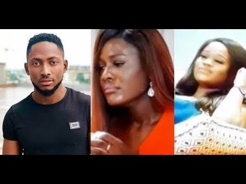 BBNAIJA REUNION (DAY 5 ) : ALEX CRIES AND WALKS OUT ON EVERYONE