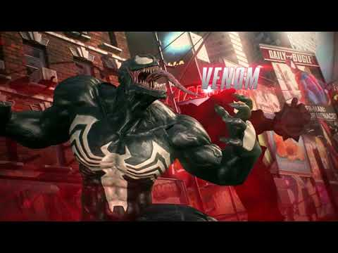 Marvel vs Capcom Infinite - Venom, Black Widow et Winter Soldier débarquent de Marvel Vs Capcom Infinite