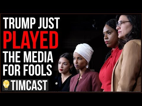 Leftist Media Think They Exposed Trump but Still Get Played for Fools – Video