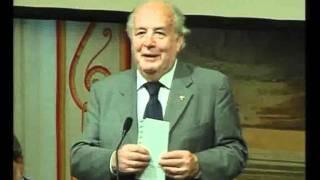 Il ruolo del Parlamento - Introduzione dell\'On. Bianco
