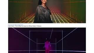 Mihaela Fileva   цяла нощ  VS. Rihanna Ft. Calvin Harris   This Is What You Came For