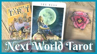 Next World Tarot by Cristy C Road     Full Flip Through + (almost) First Impressions