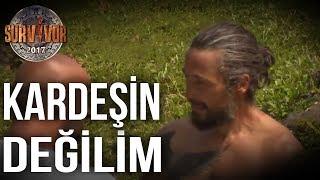 Montajsız İlhan Mansız - Fatih Tartışması | 14.Bölüm | Survivor 2017