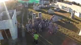 preview picture of video 'Ecosport Granada Paintball - Drone'
