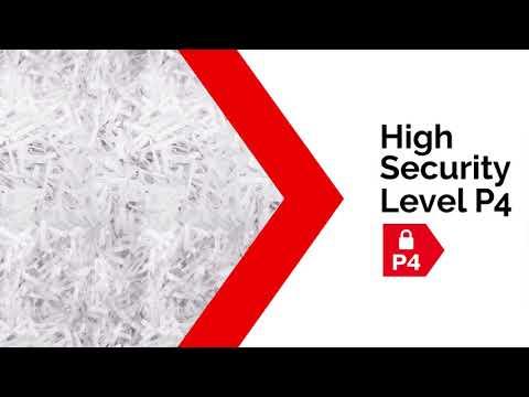 Video of the Rexel Momentum X415 Shredder