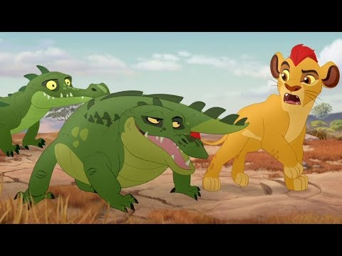 Lion Guard: Kion's Roar of the Elders | The Zebra Mastermind HD Clip