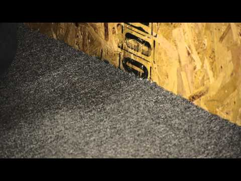 The Best Way to Install Prepadded Carpet : Carpeting Tips