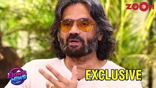 Suniel Shetty REVEALS how he feels when people call him Anna | Exclusive Interview