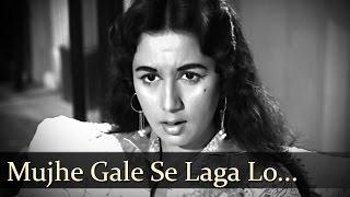 Mujhe Gale Se Laga Lo - Nanda - Sunil Dutt - Aaj Aur Kal