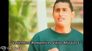 Vallenatos Románticos Mix 1 Me sobran las palabras, Me Mata La Melancolia, No voy a llorar, Olvídala