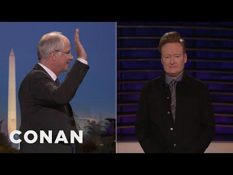 "The Biden Campaign On Their ""No Malarkey"" Slogan - CONAN on TBS"