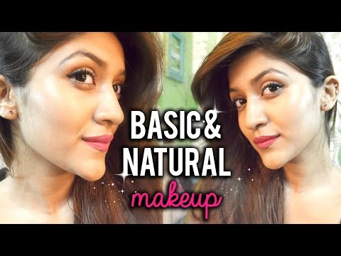 , title : 'Basic Makeup for Indian skin tone : Makeup for beginners with tricks and tips'