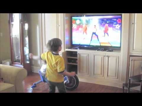 Britney Spears's Son Follows In His Mother's Dance Steps