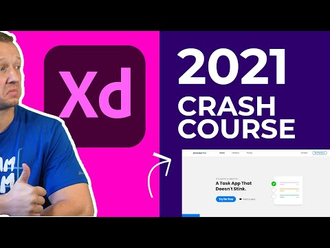 Learn Adobe XD in 2021 by Example (Crash Course) Coupon