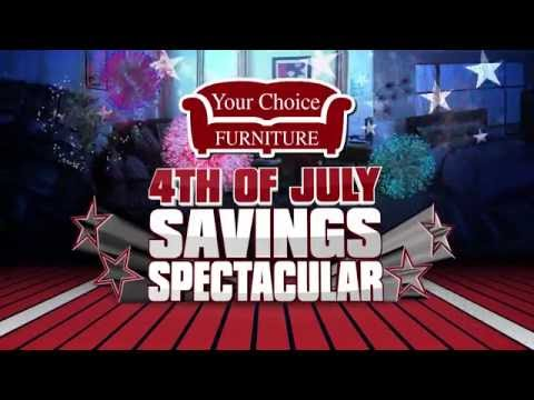 4th of July Savings Spectacular - TV