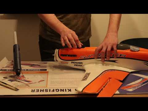multiplex-funracer-vs-eflite-v900--with-rough-landing-and-repair