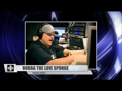 "Bubba The Love Sponge talks ""SPLINTER"""