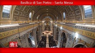 Papa Francesco-Santa Messa per la Giornata Mondiale Missionaria  2019-10-20